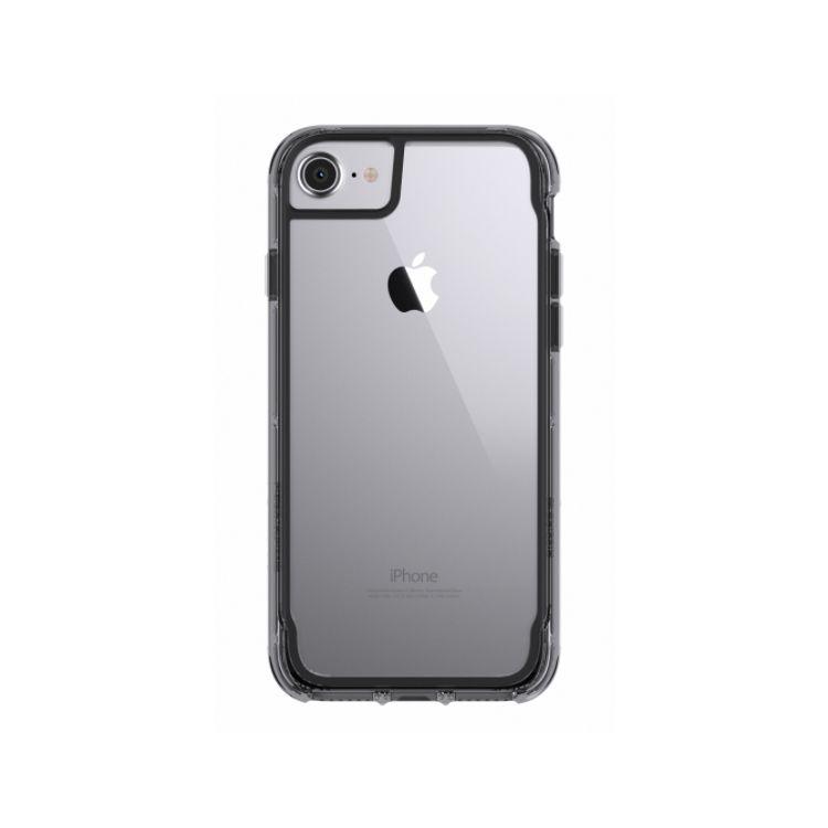 Griffin Survivor Clear mobile phone case Cover Black,Transparent