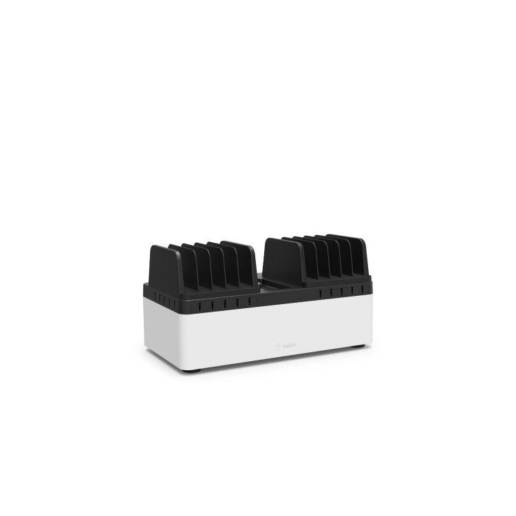 Belkin B2B141UK mobile device charger Indoor Black,White