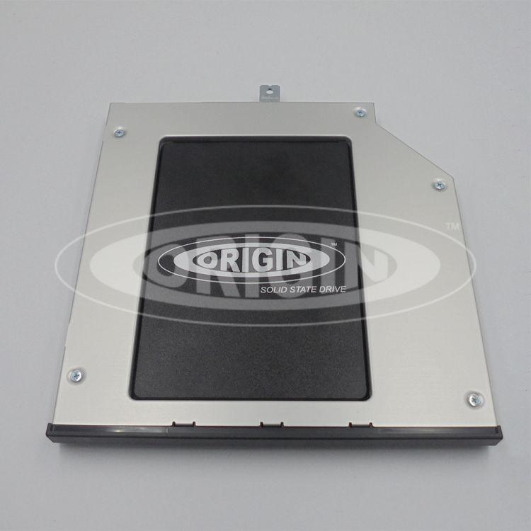 Origin Storage 120GB 2.5in SATA TLC SSD TP W/T540 Media Bay Kit