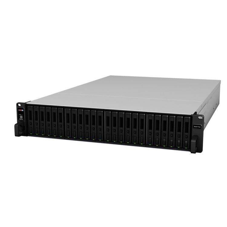 Synology RX2417SAS disk array Rack (2U) Black