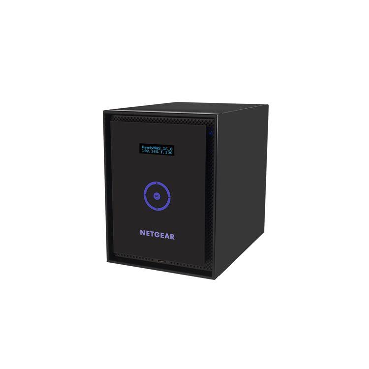 Netgear ReadyNAS 316 Ethernet LAN Mini Tower Black
