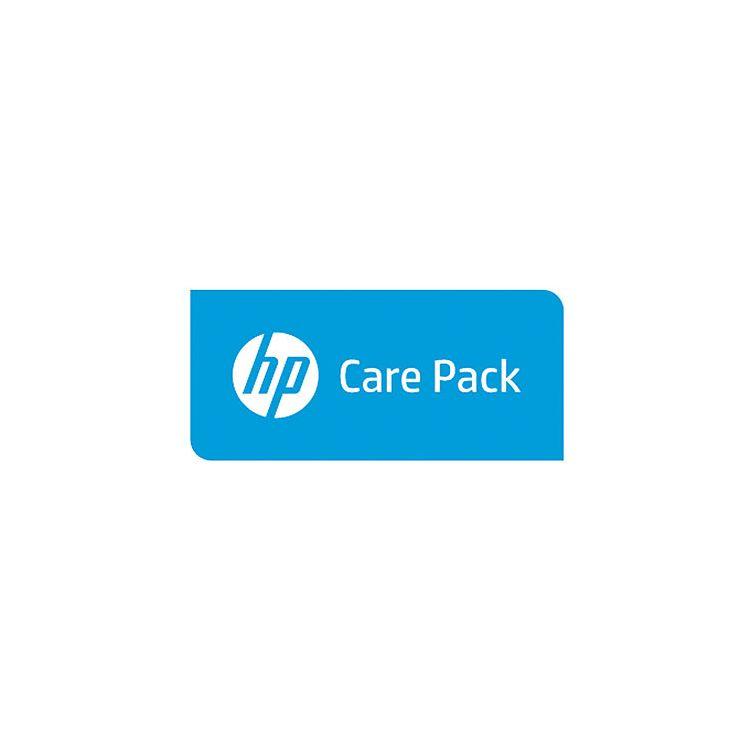 Hewlett Packard Enterprise 4 year NBD StorageWorks D2D4106i