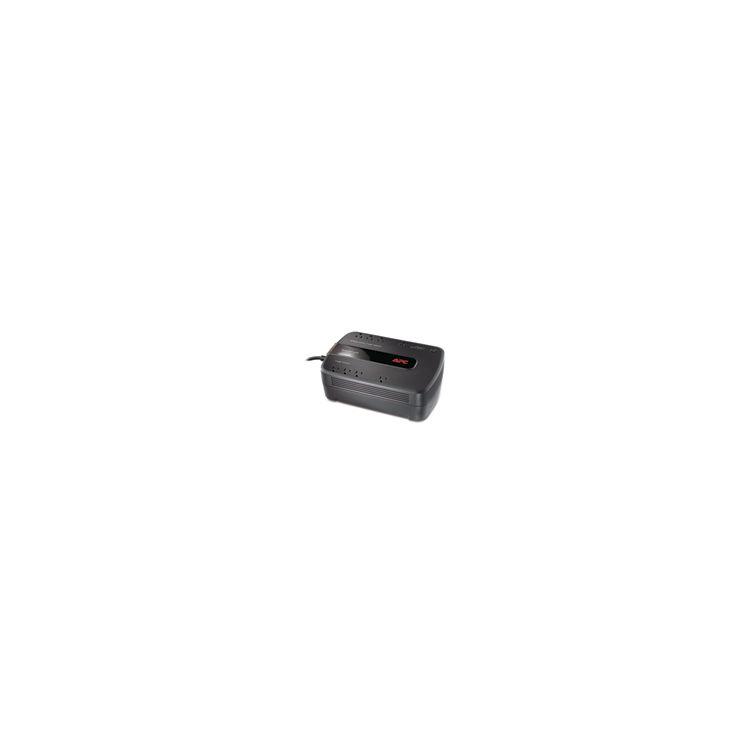 APC Back-UPS uninterruptible power supply (UPS) 650 VA 8 AC outlet(s)