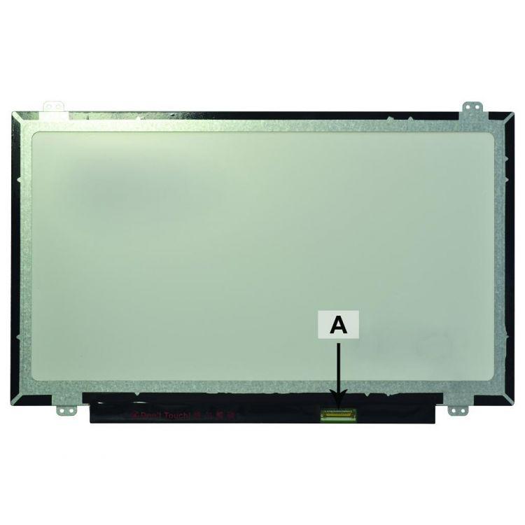 2-Power 14.0 1366x768 WXGA HD LED Matte Screen - replaces 00C8WJ