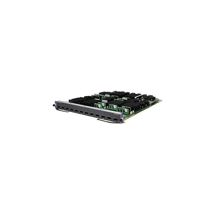 Hewlett Packard Enterprise JG857A network switch module 40 Gigabit Ethernet