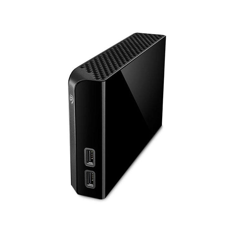 Seagate Backup Plus Hub external hard drive 6000 GB Black