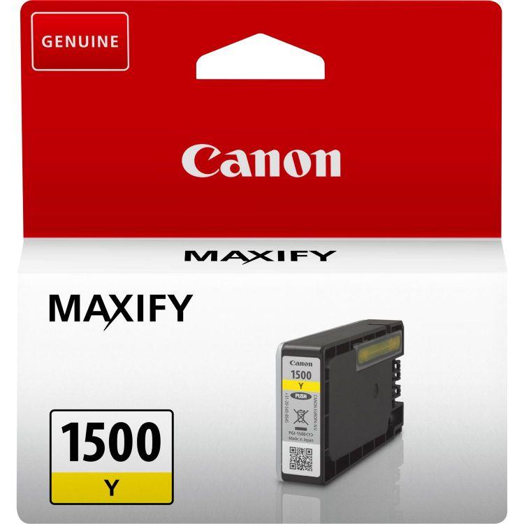 Canon PGI-1500Y ink cartridge Original Yellow