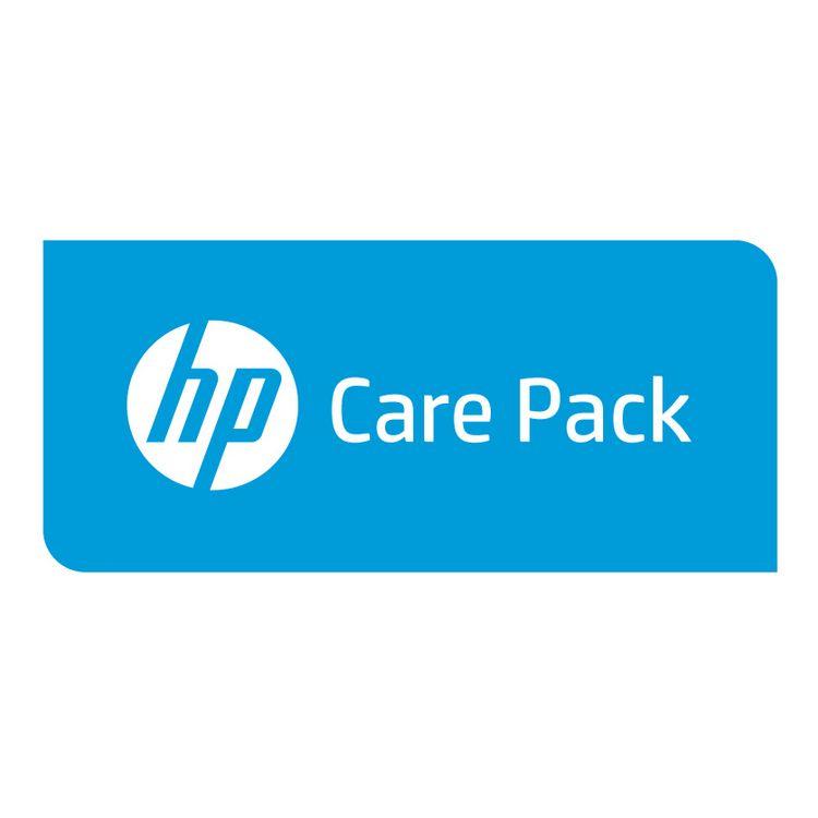 Hewlett Packard Enterprise 1y PW CTR CDMR MDS9124e 12 FC