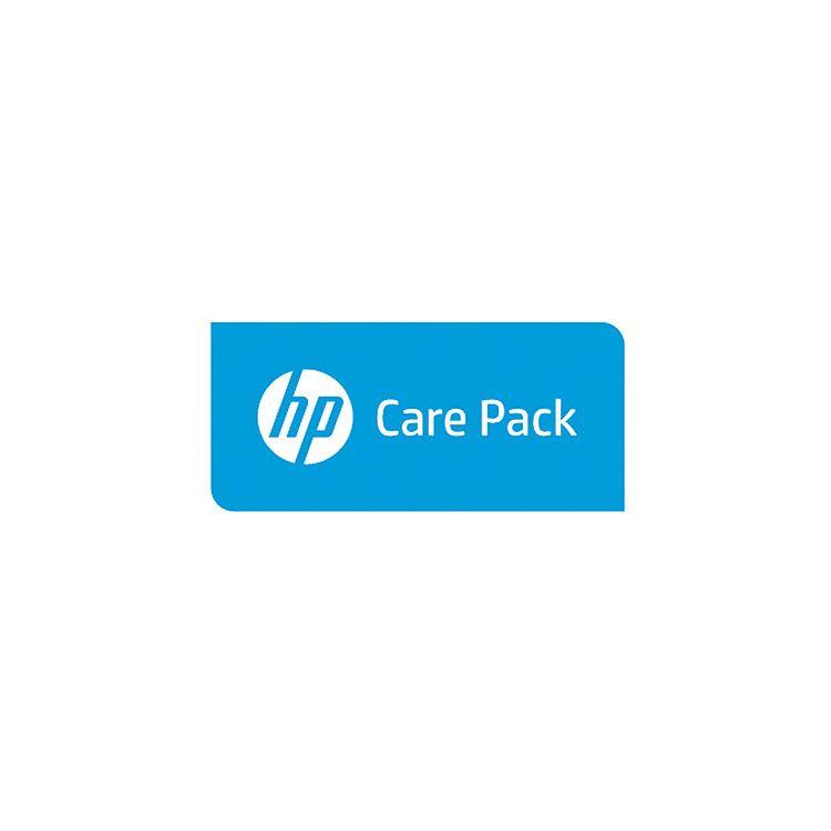 Hewlett Packard Enterprise 1y PW 6h CTR w/CDMR HP FF 5700 FC SVC