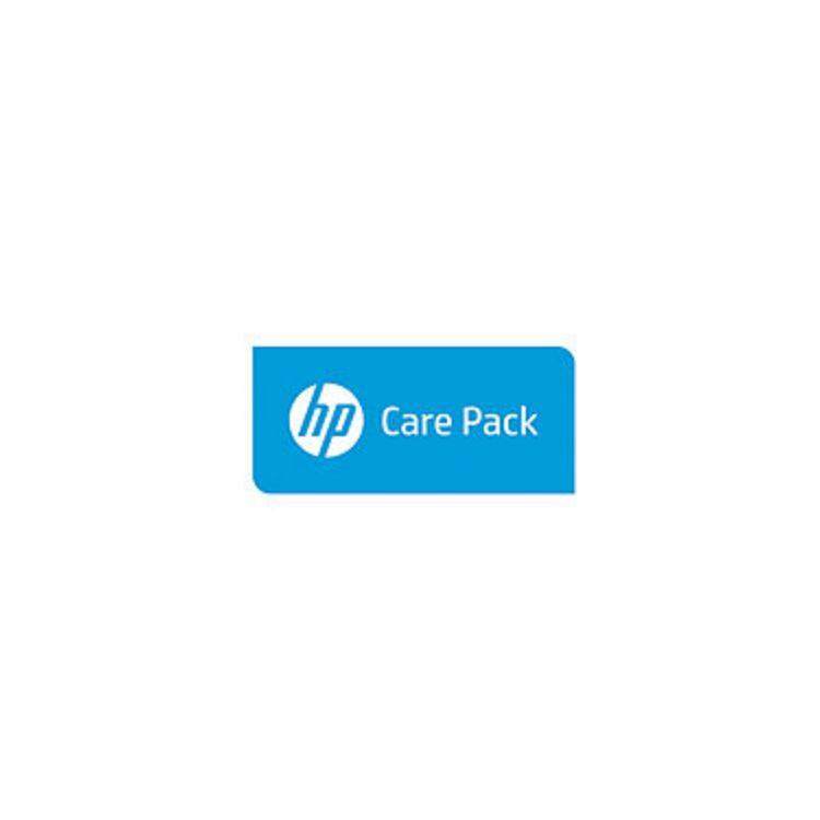 Hewlett Packard Enterprise 1y PW CTR 80GB IO ACC BL FC