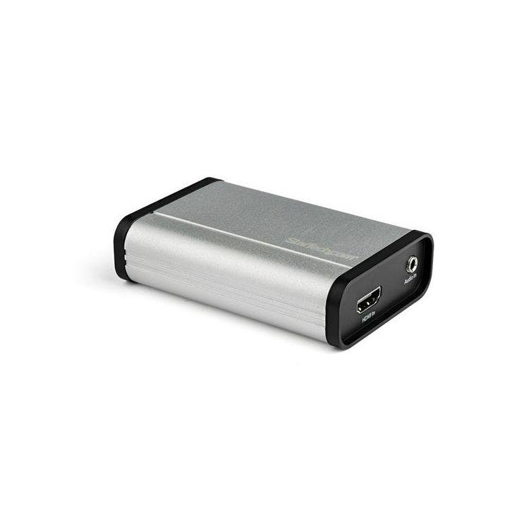 StarTech.com HDMI to USB-C Video Capture Device - UVC - Plug-and-Play - Mac and Windows - 1080p