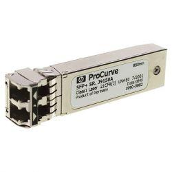 Hewlett Packard Enterprise X132 10G SFP+ LC SR network transceiver module 10000 Mbit/s SFP+ Fiber optic 850 nm
