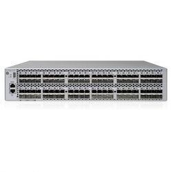 Hewlett Packard Enterprise StoreFabric SN6500B 16Gb 96/96 Power Pack+ FC Switch Managed Grey 2U
