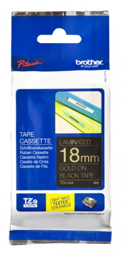 Brother Laminated tape 18mm