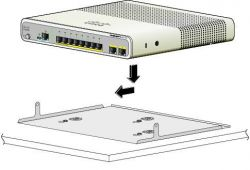 Cisco CMP-MGNT-TRAY mounting kit